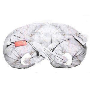 BBhugme, Pregnancy Pillow Kit, Marble/Vanilla