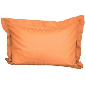 Turiform Egyptisk bomull -  Putetrekk - Orange Turiform - 50x70 cm