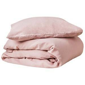 garbo&friends; 150x210 Linne Vuxen Bäddset SE Dusty Pink