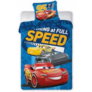 Disney Cars Bäddset 150x210 SE/FI
