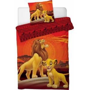 Disney Lejonkungen Bäddset 150x210 SE/FI