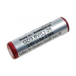 Gardena Batteri til Gardena Typ Accu60 Li-Ion