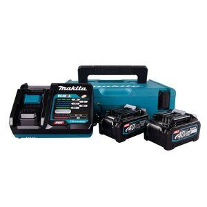 Makita XGT 191J97-1 40V 2X4Ah powerpack