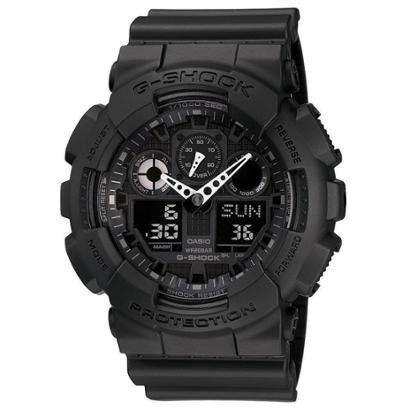 Relgio  Casio G-Shock GA100-1A1 51mm - Unissex