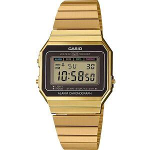 Casio Vintage Ur til Dame & Herre Fra Casio A700WEG-9AEF