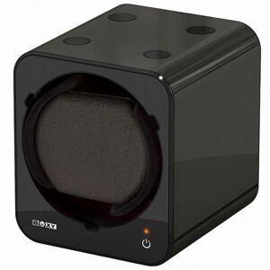 Beco Boxy Fancy Brick Watch Winder Black 309395