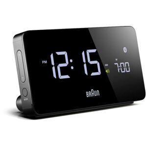 Braun BNC020BK Bluetooth herätyskello  - unisex