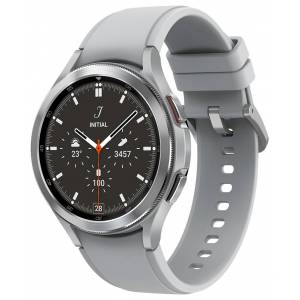 Samsung Galaxy Watch4 Classic Bluetooth Silver 46 mm SM-R890NZSAEUD