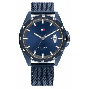Tommy Hilfiger CARTER ionic plated blue steel 1791911
