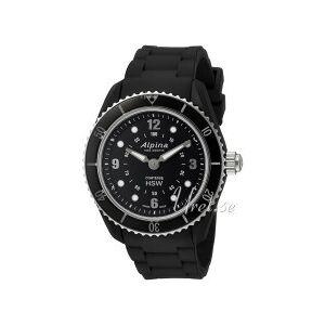 Alpina AL-281BS3V6 Horological Smartwatch Musta/Kumi Ø36 mm AL-281BS3V6