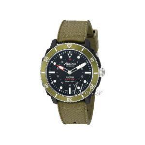 Alpina AL-282LBGR4V6 Horological Smartwatch Musta/Kumi Ø44 mm AL-282LBGR4V6