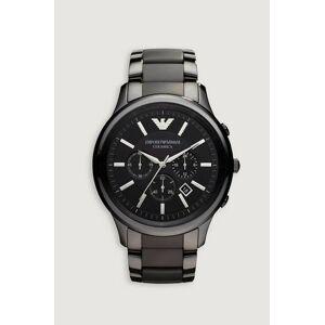 Giorgio Armani Klocka Emporio Armani AR1451 Watch Svart