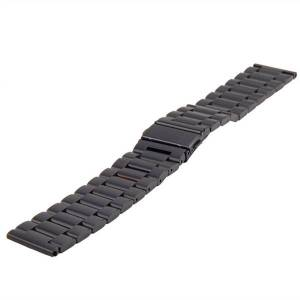 Samsung Armband Steel Samsung Galaxy Watch 46mm - Svart