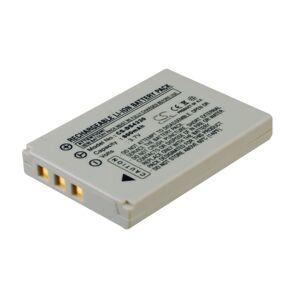 BenQ E-40 Batteri til Kamera 3.7V 800 mAh