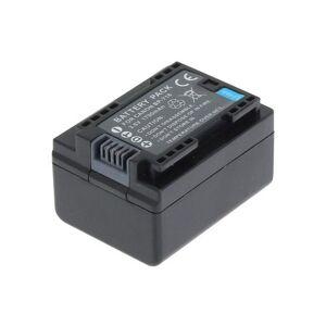 Canon VIXIA HF R300 Batteri til Kamera 3,6V 1790mAh