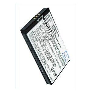 Becker Traffic Assist Pro batteri (1200 mAh)