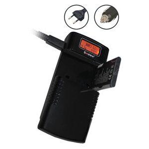 Blackberry Soshine Førsteklasses, rask batterilader med LCD-skjerm
