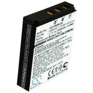 Advent Batteri (1250 mAh) passende for Advent CP-8531