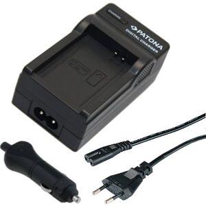 JVC GZ-MG40AC Batterilader for JVC BN-VF707, BN-VF714, BN-VF733 DEPT1528 (Kan sendes i brev)