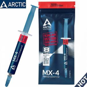 Arctic Offical Original New ARCTIC 2019 MX-4 4g 2g 8g 20g MX 4 CPU Cooler Cooling Fan Thermal Compound Paste Grease Heatsink GD900 -1