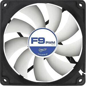 Arctic F9 PWM rev 2.0 PC fan svart, hvit (B x H x D) 92 x 92 x 25 mm