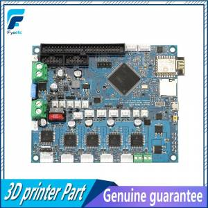 Latest Cloned Duet 2 Wifi V1.04 DuetWifi Advanced 32bit Motherboard Upgrades Controller Board For 3D Printer CNC BLV MGN Cube