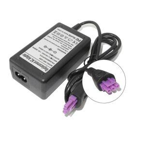 22V 455mA 2-Prong Printer AC Adapter Power Supply Charger for HP Deskjet 1010 1510 1512 2540
