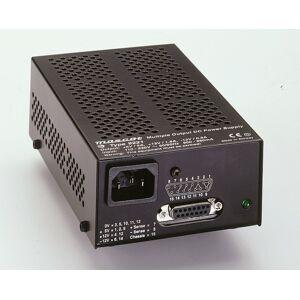 5-12VDC Strømforsyning med flere spenningsutganger 5A/50W AC/DC Mascot