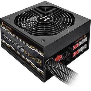 Thermaltake SMART SE 630W PC strømforsyning enhet 630 W ATX ingen sertifisering