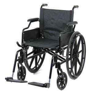 Pyörätuoli - Kokoontaitettava - Premium