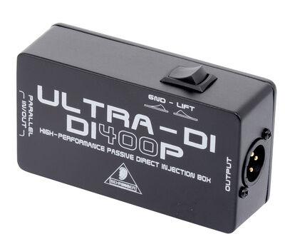 Behringer Ultra DI DI400P