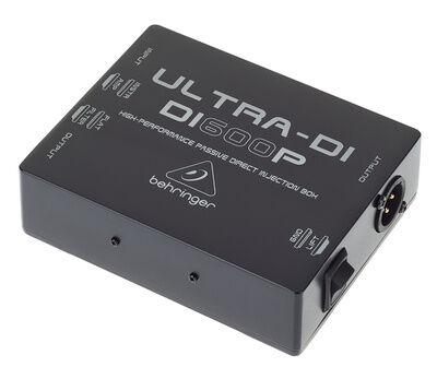 Behringer Ultra DI DI600P