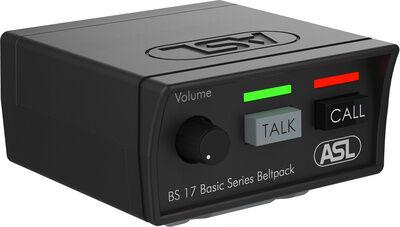 ASL Intercom BS 17