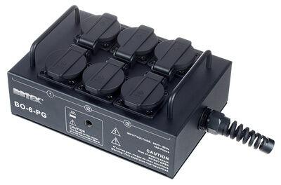 Botex Power box BO-6-PG