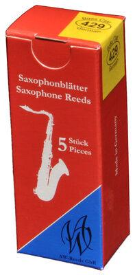 AW Reeds 429 Bass Clarinet German 3,5