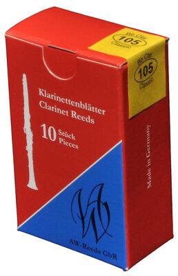 AW Reeds 105 German Clarinet 2