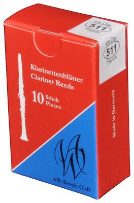 AW Reeds 511 Boehm Eb-Clarinet 3