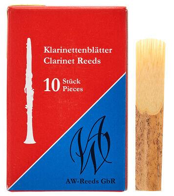 AW Reeds 601 Bassetthorn 3,5
