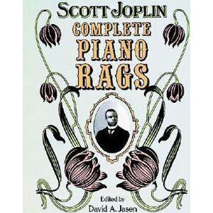 Scott Complete Piano Rags by Scott Joplin