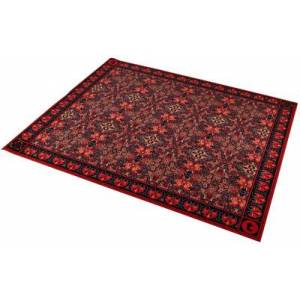 Thomann Drum Rug Oriental Red I