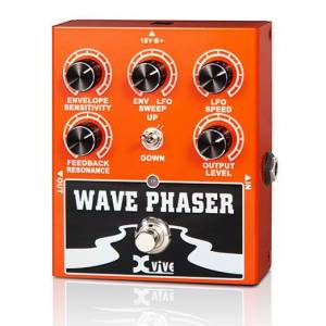 Xerox XVive W1 Wave Phaser gitar-effekt-pedal