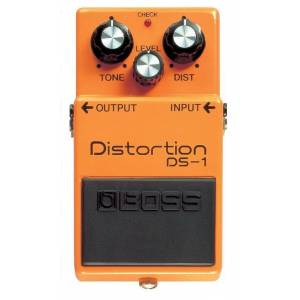 Boss DS-1 - Distortion-pedal