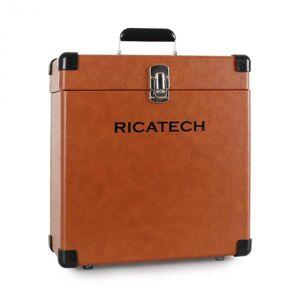 Ricatech RC0042 skivväska brun