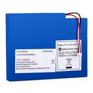 Auna CS8 Batteri till Soundstorm Boombox Litium-polymer-ackumulator