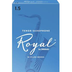 D'Addario Woodwinds (Rico) Royal Tenorsax - 1½