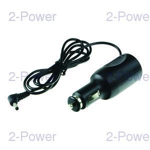 2-Power Bil-Flyg DC Adapter HP 19V 1.58A