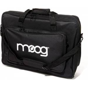 Moog Sub Phatty Gigbag black with white printed logo