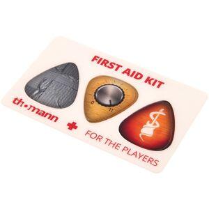 Thomann First Aid Pickcard Glossy