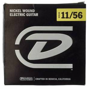 Dunlop E-Guitar String Set 11/56
