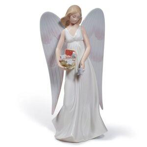 Lladro - Angelic stars (tree topper)